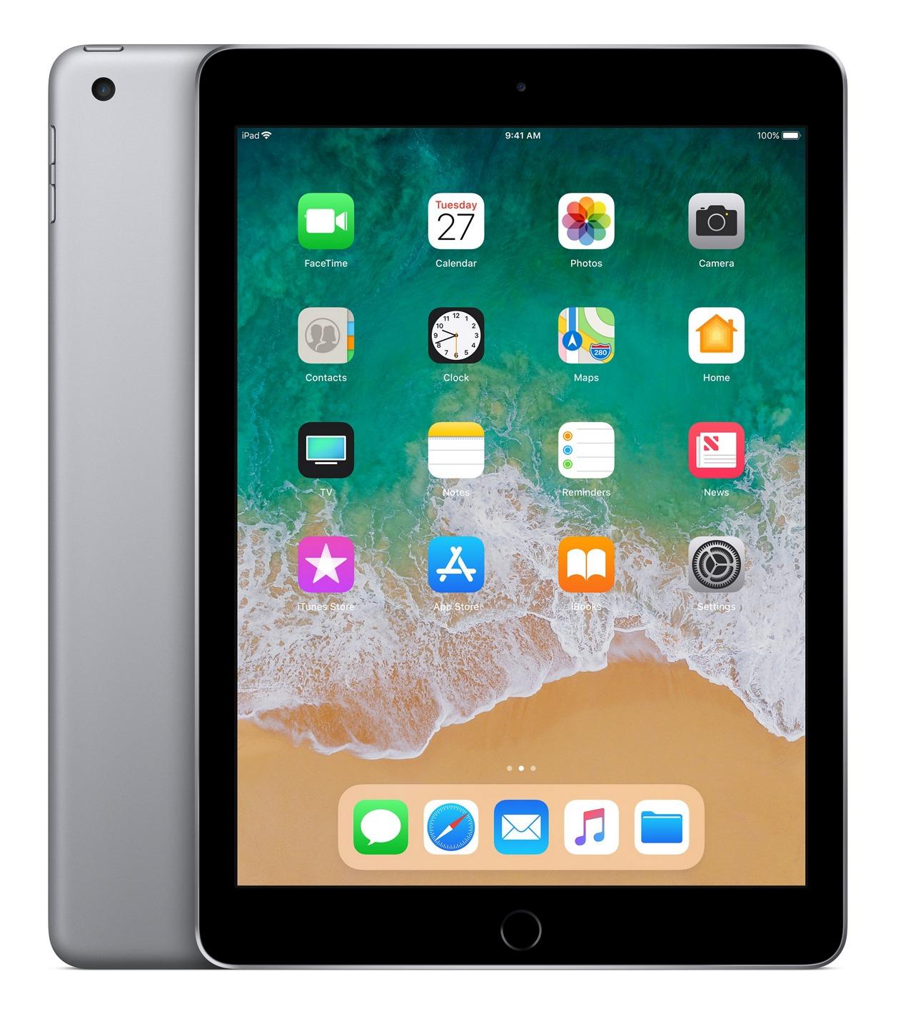 Apple tablet iPad 2018 Wifi 32GB space grey