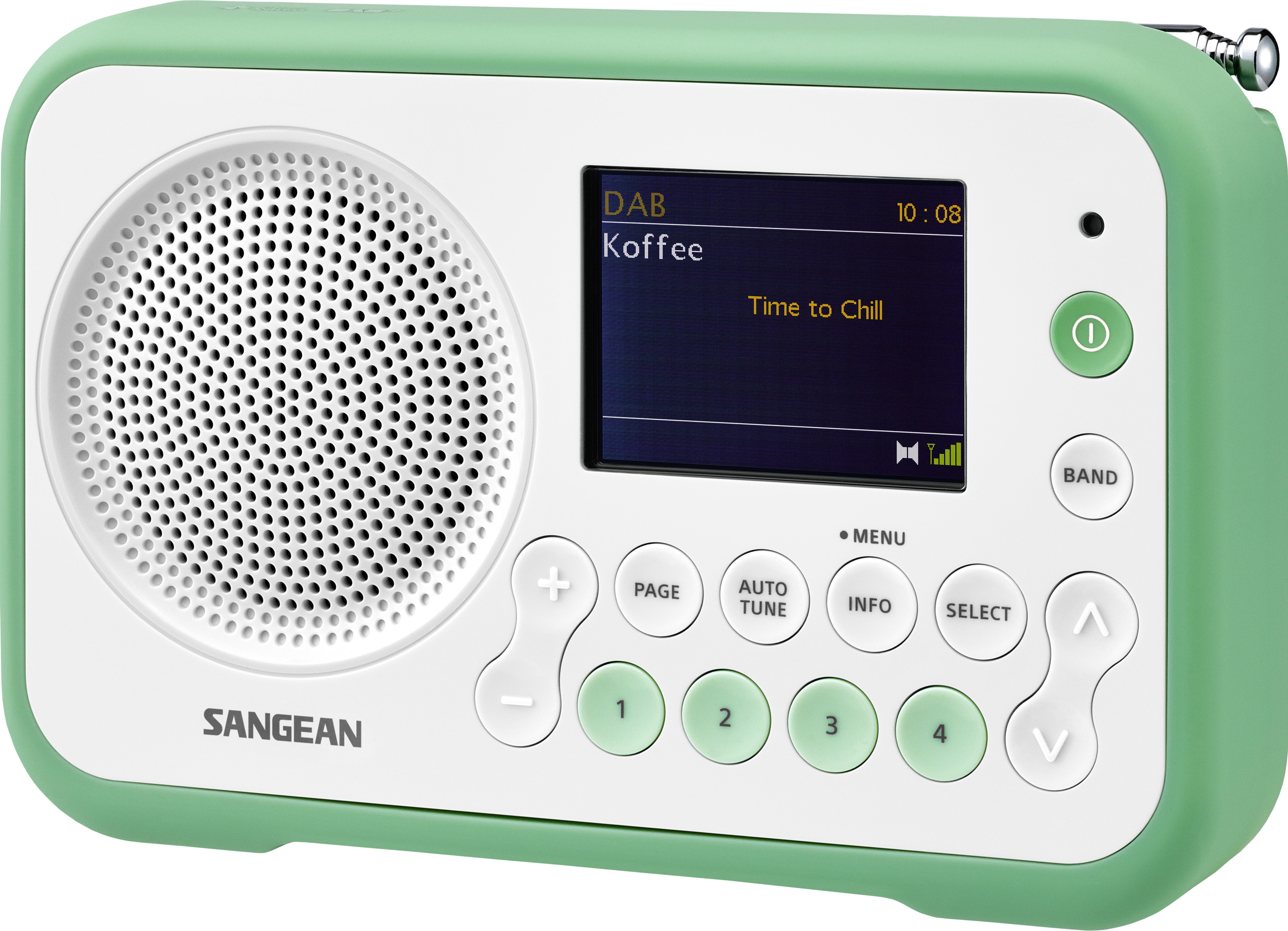 Foto van Sangean DPR-76 DAB radio