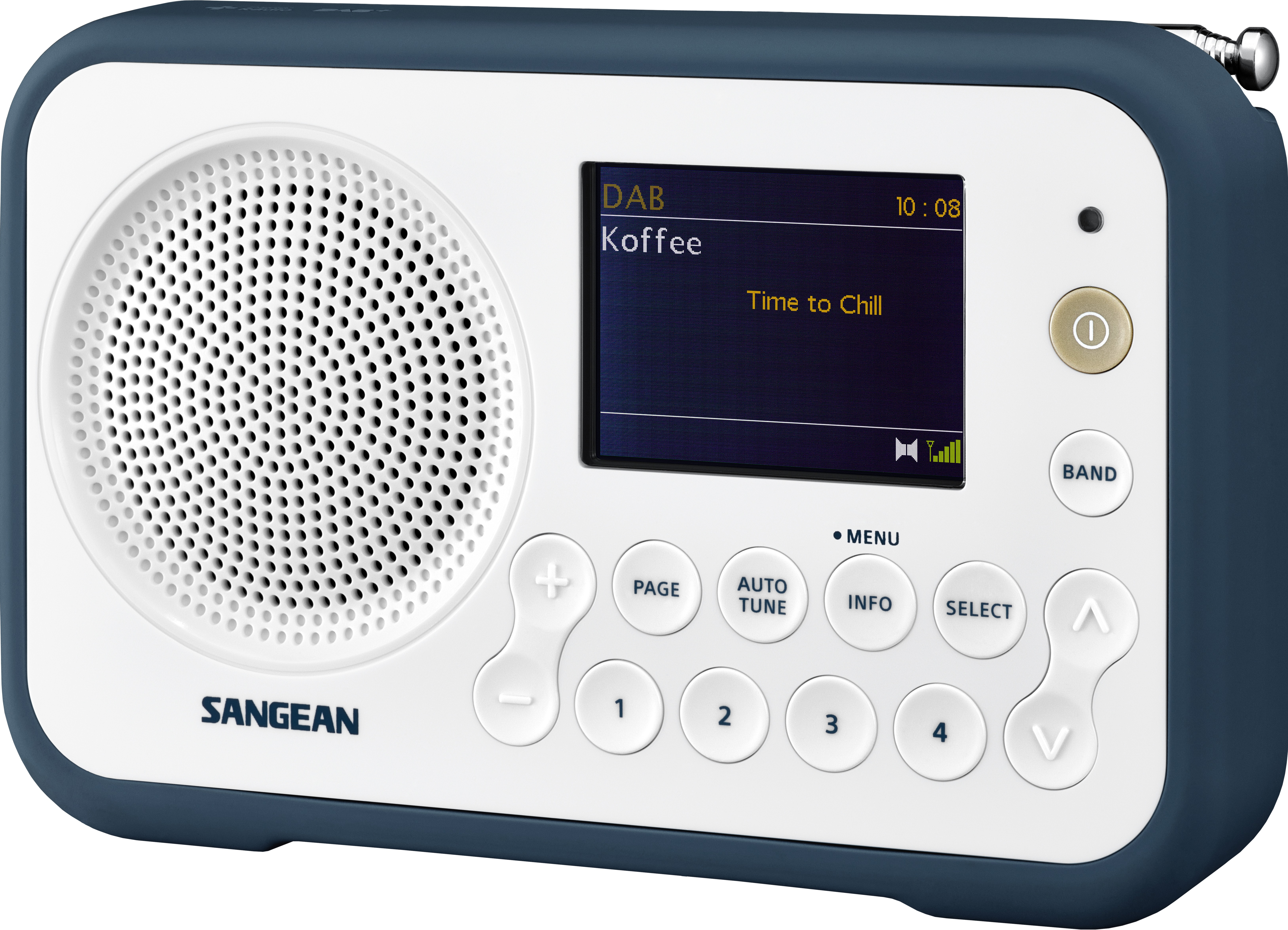 Sangean DPR 76 DAB DAB radio