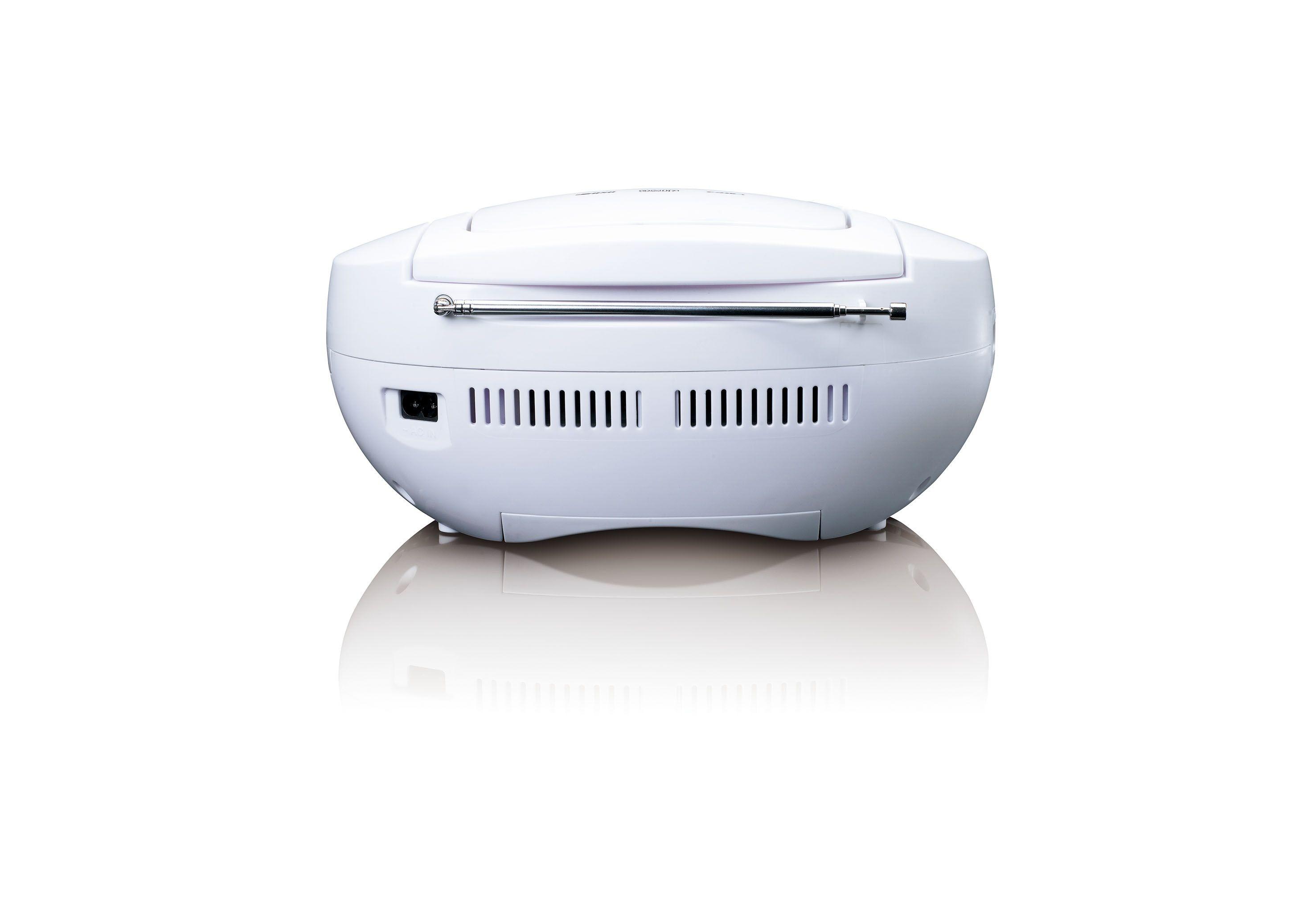 Korting Lenco SCD301 portable dvd speler
