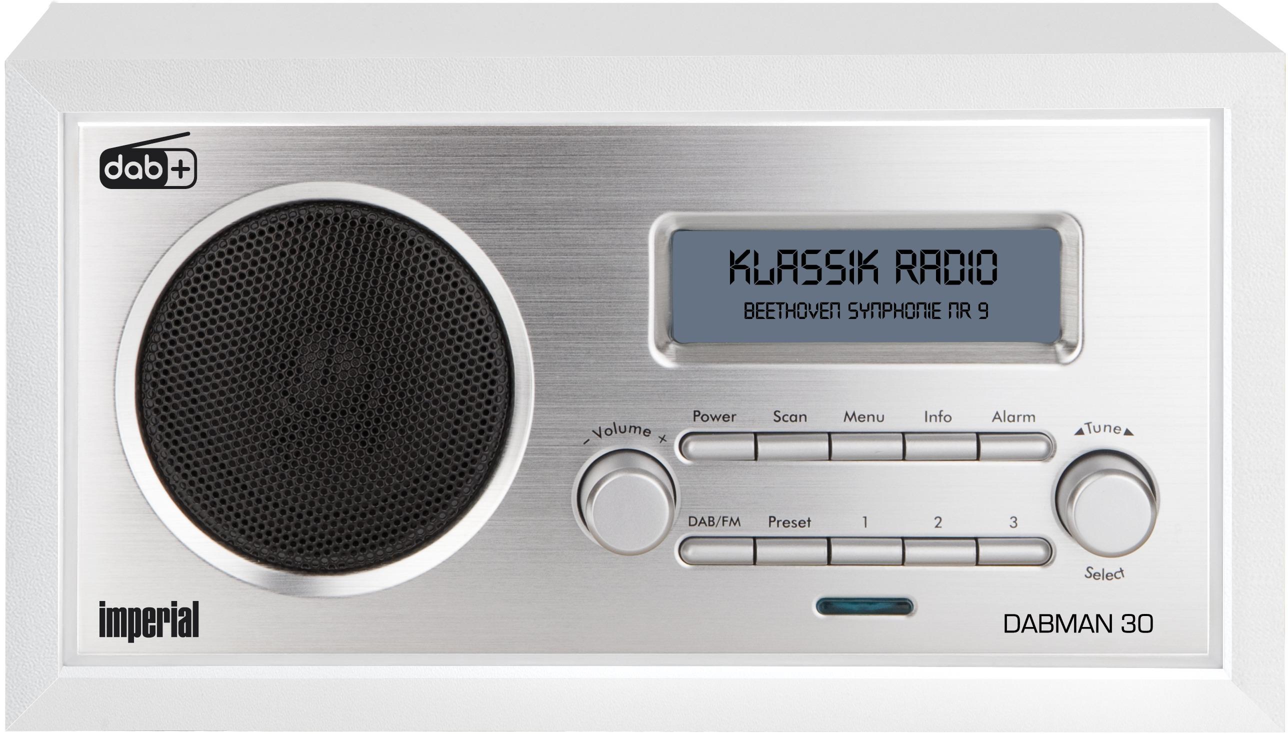 Foto van Imperial Dabman 30 FM radio
