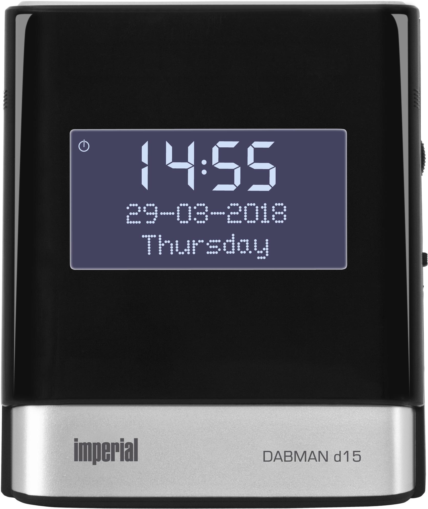 Foto van Imperial Dabman D15 Wekker radio