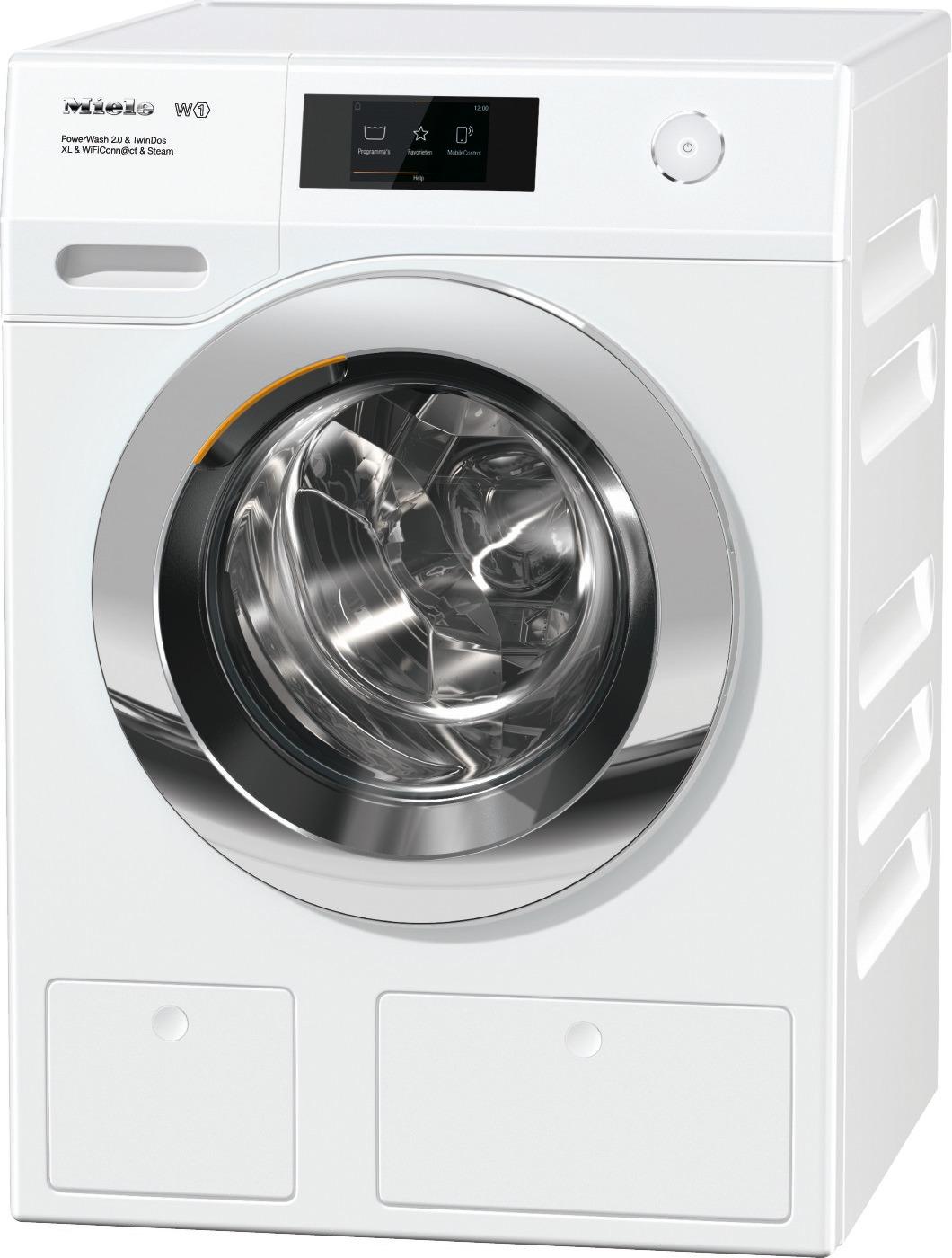 Miele WCR 890 WPS PowerWash TwinDos wasmachine