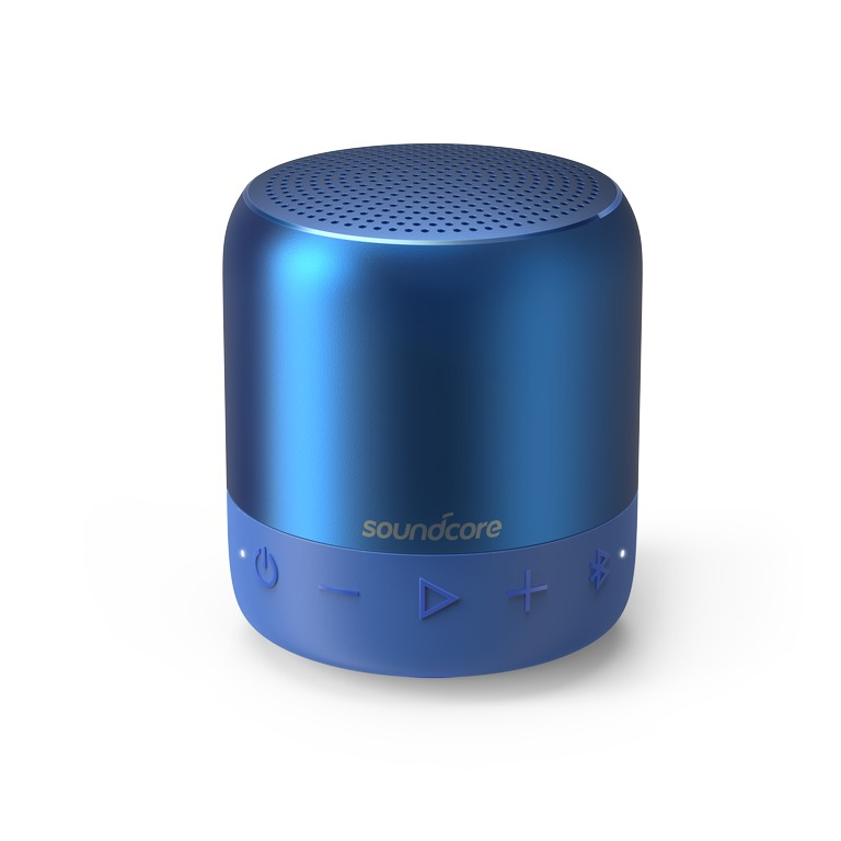 Anker bluetooth speaker SoundCore Mini 2 blauw