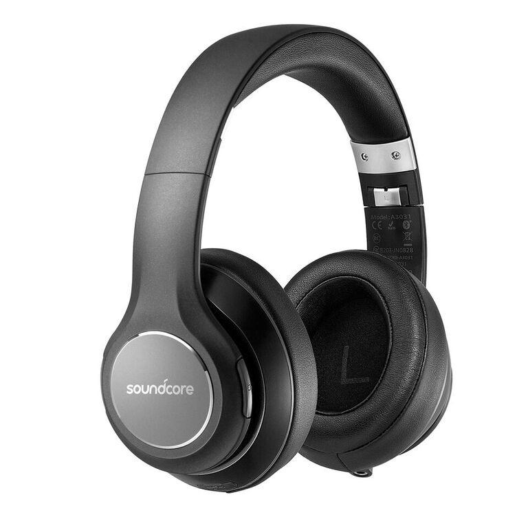 Anker over-ear hoofdtelefoon SoundCore Vortex zwart