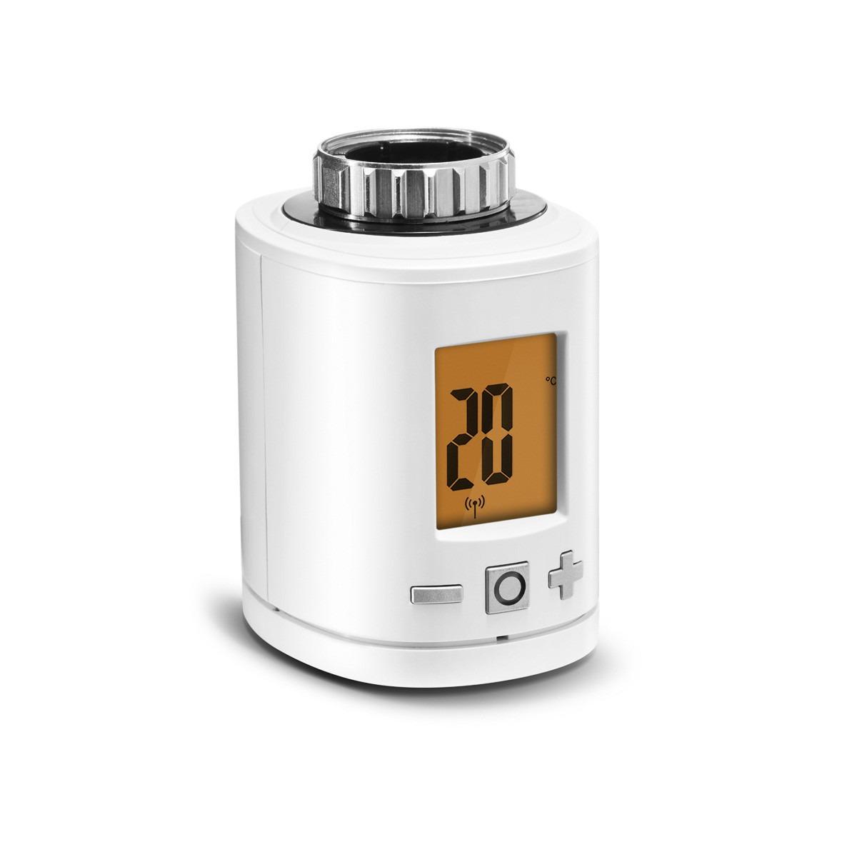 Gigaset Alarm Thermostaatknop Slimme thermostaat Wit