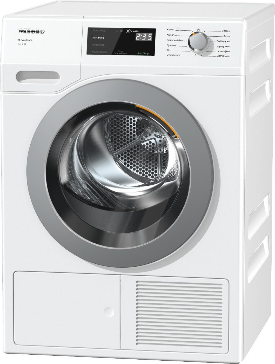 Miele warmtepompdroger TEH 635 WP
