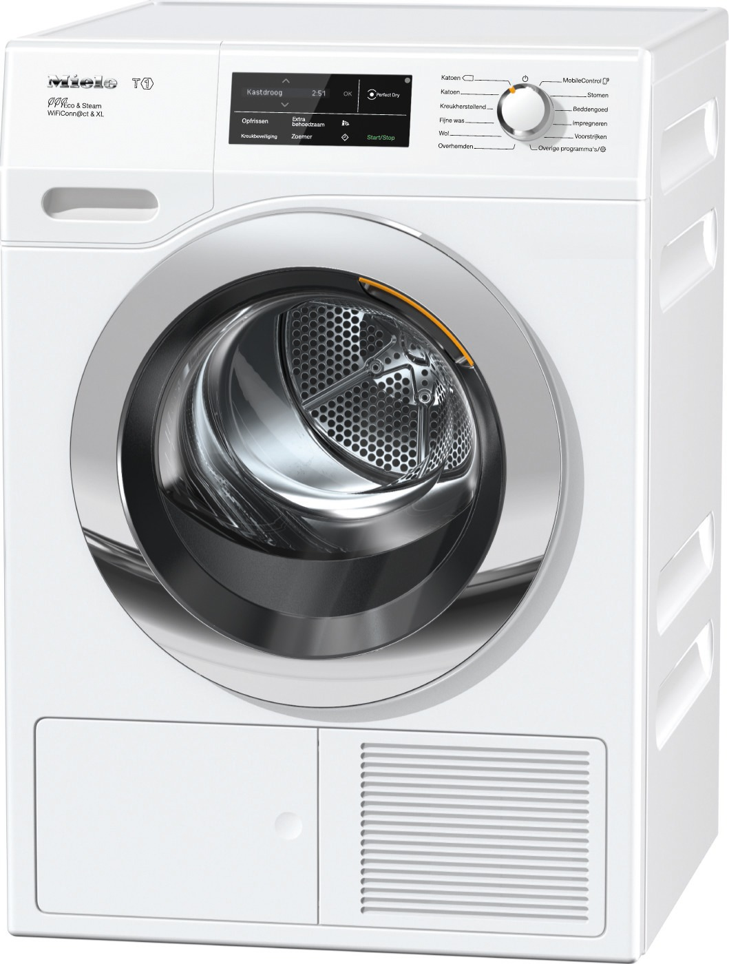 Miele TEJ 695 WP warmtepompdroger
