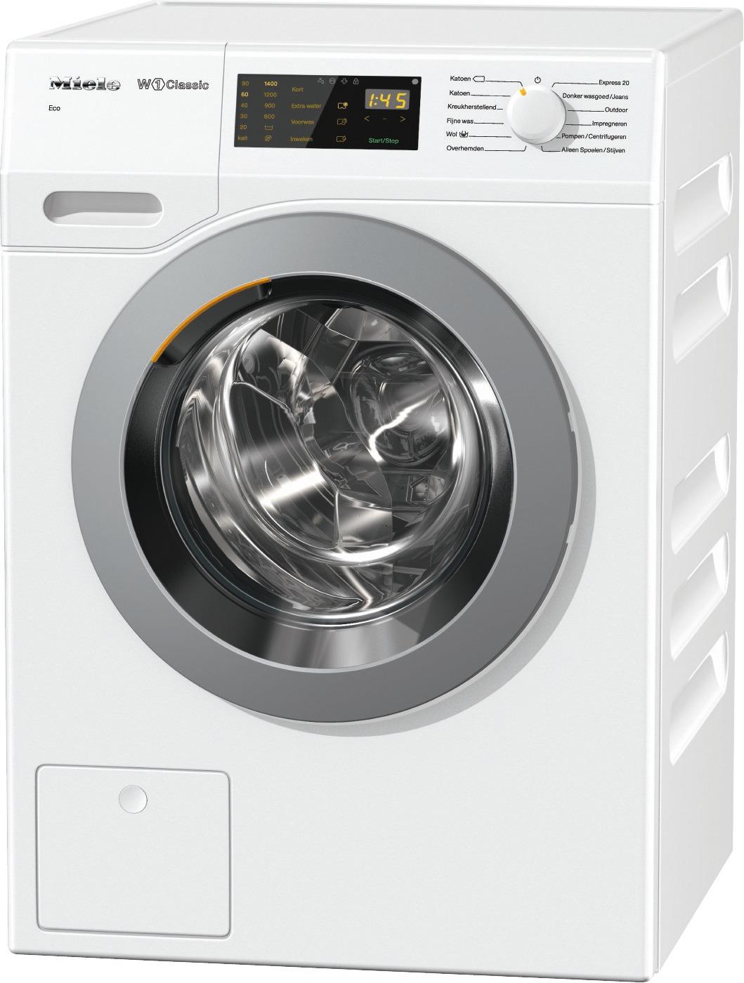 Miele WDB 005 WCS wasmachine