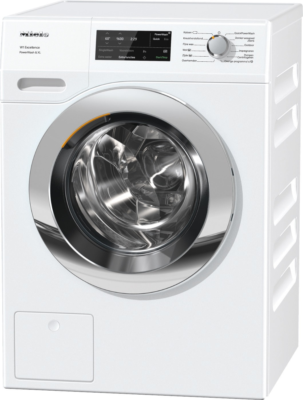 Miele WEI 335 XL WPS 2 PowerWash wasmachine