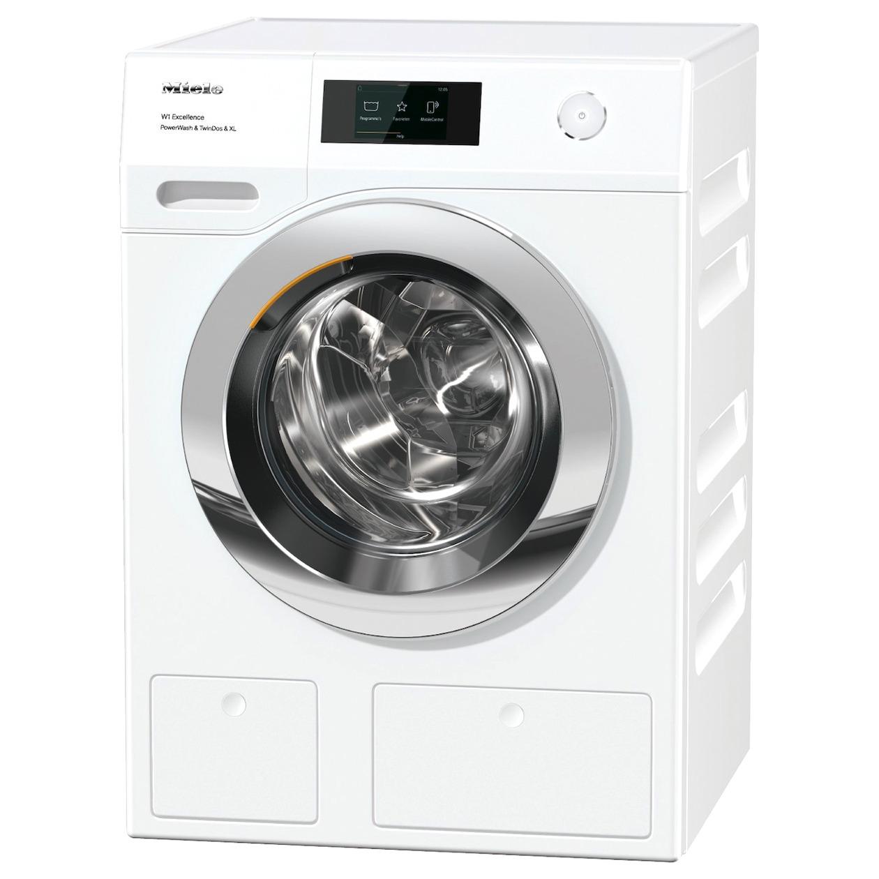 Miele WER 875 WPS PowerWash TwinDos Wasmachine
