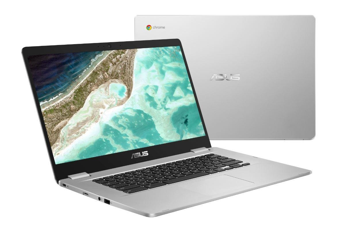 Asus chromebook Chromebook C523NA EJ0052 zilver
