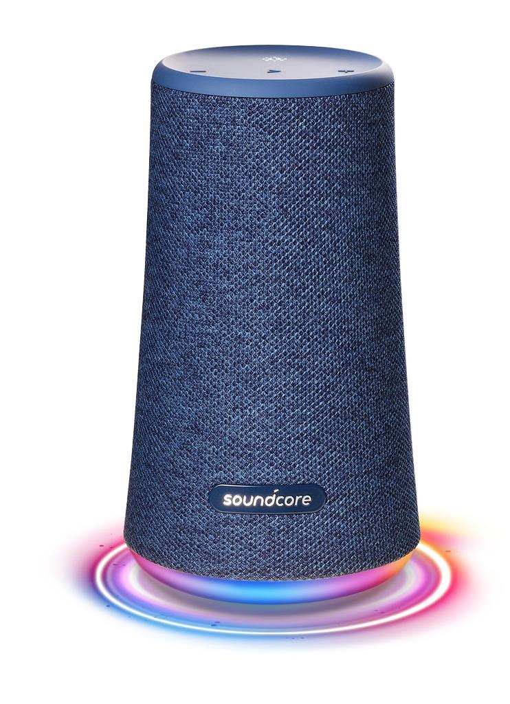 Afbeelding van Anker bluetooth speaker SoundCore Flare Plus blauw