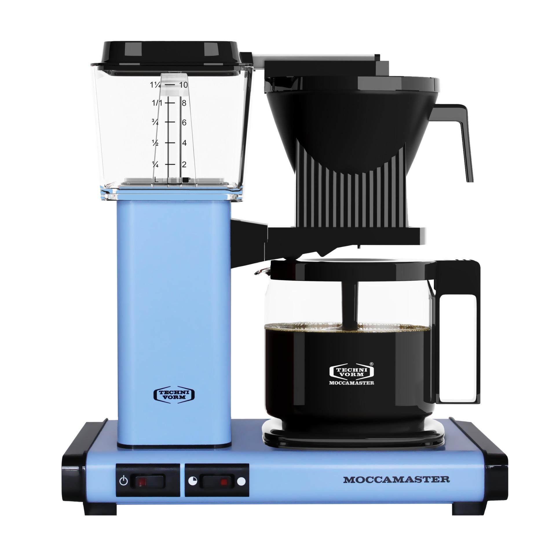 Moccamaster koffiefilter apparaat KBG741 AO pastel blauw