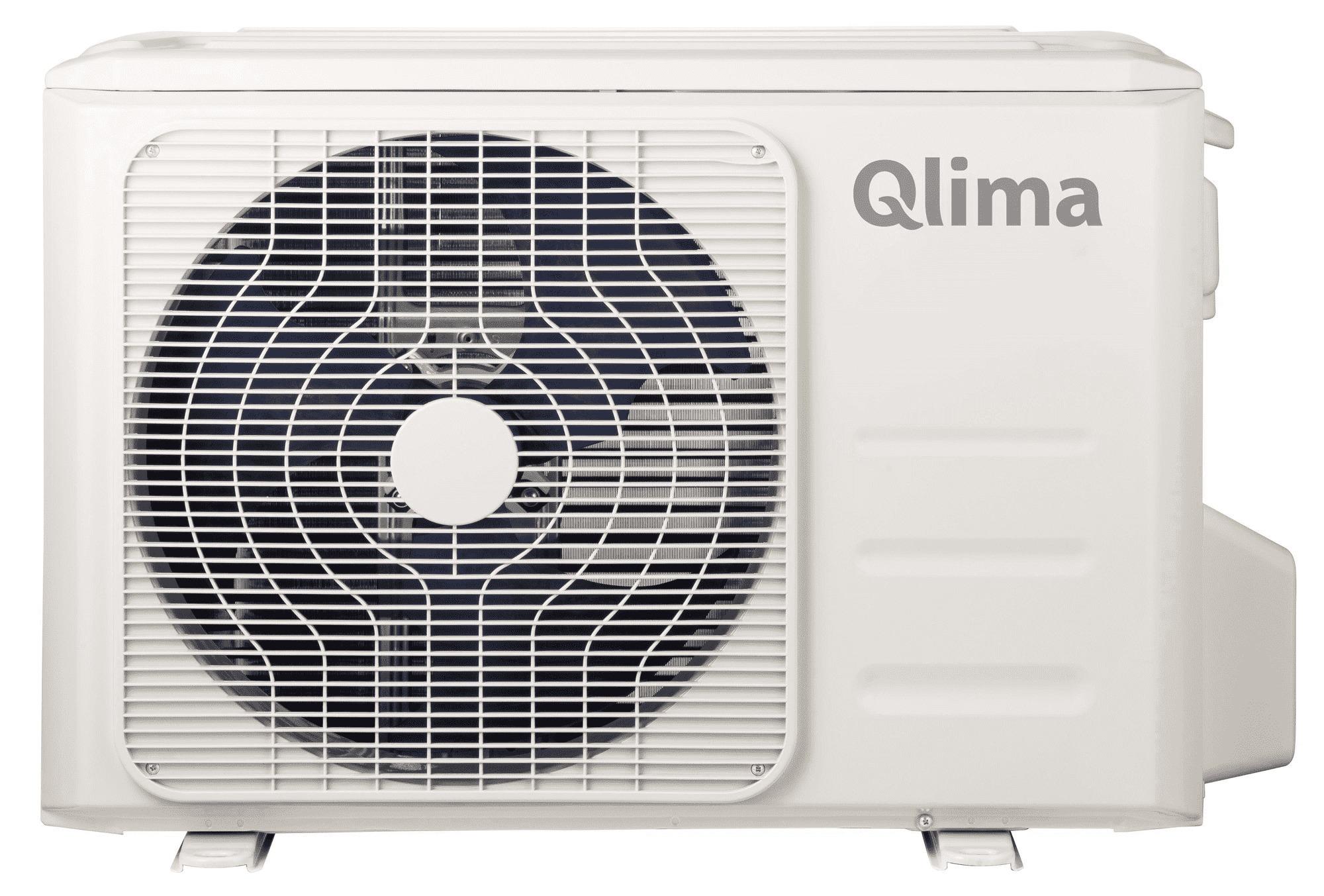 Qlima split unit airco SC 5248 compleet
