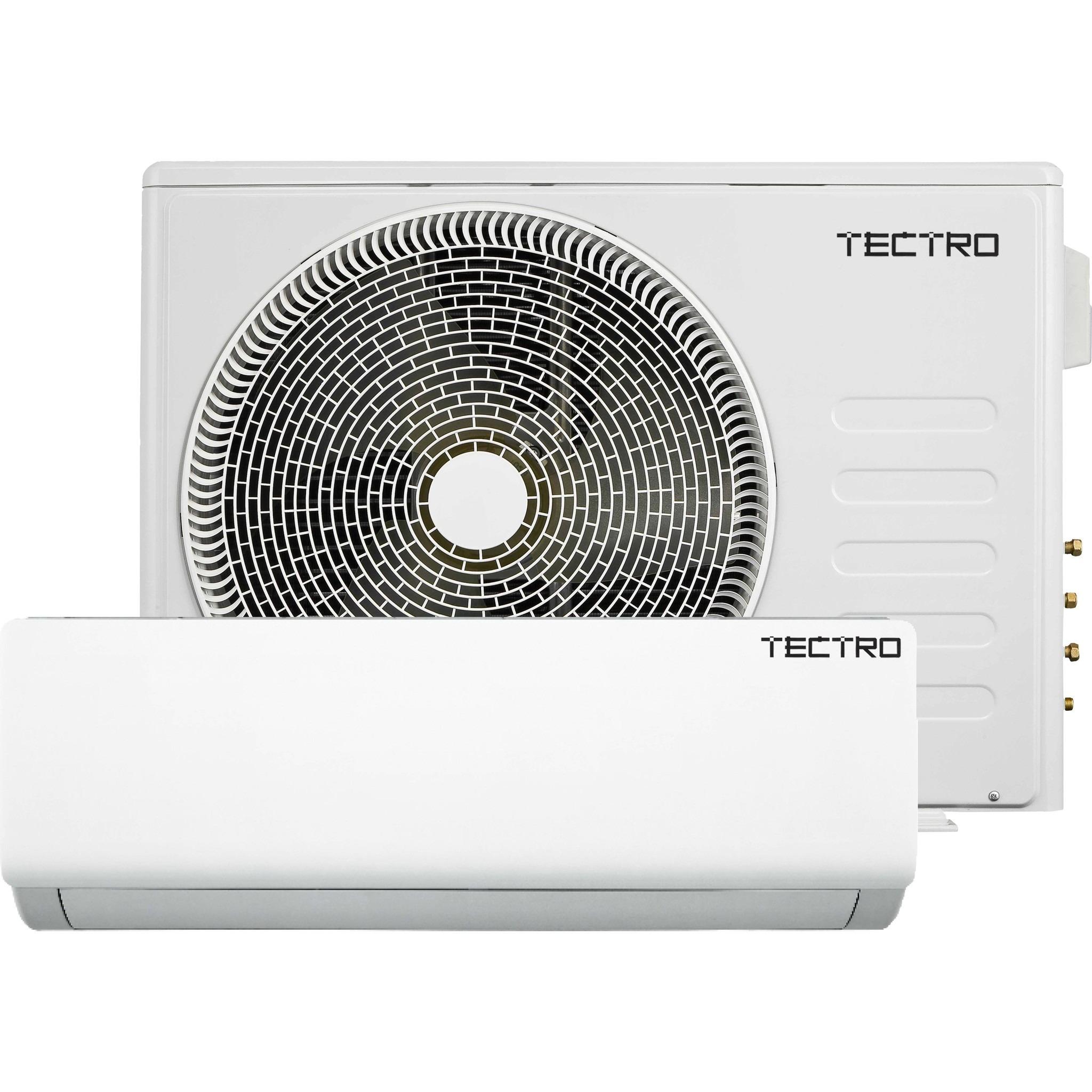 Tectro split unit airco TSCS 1025 compleet