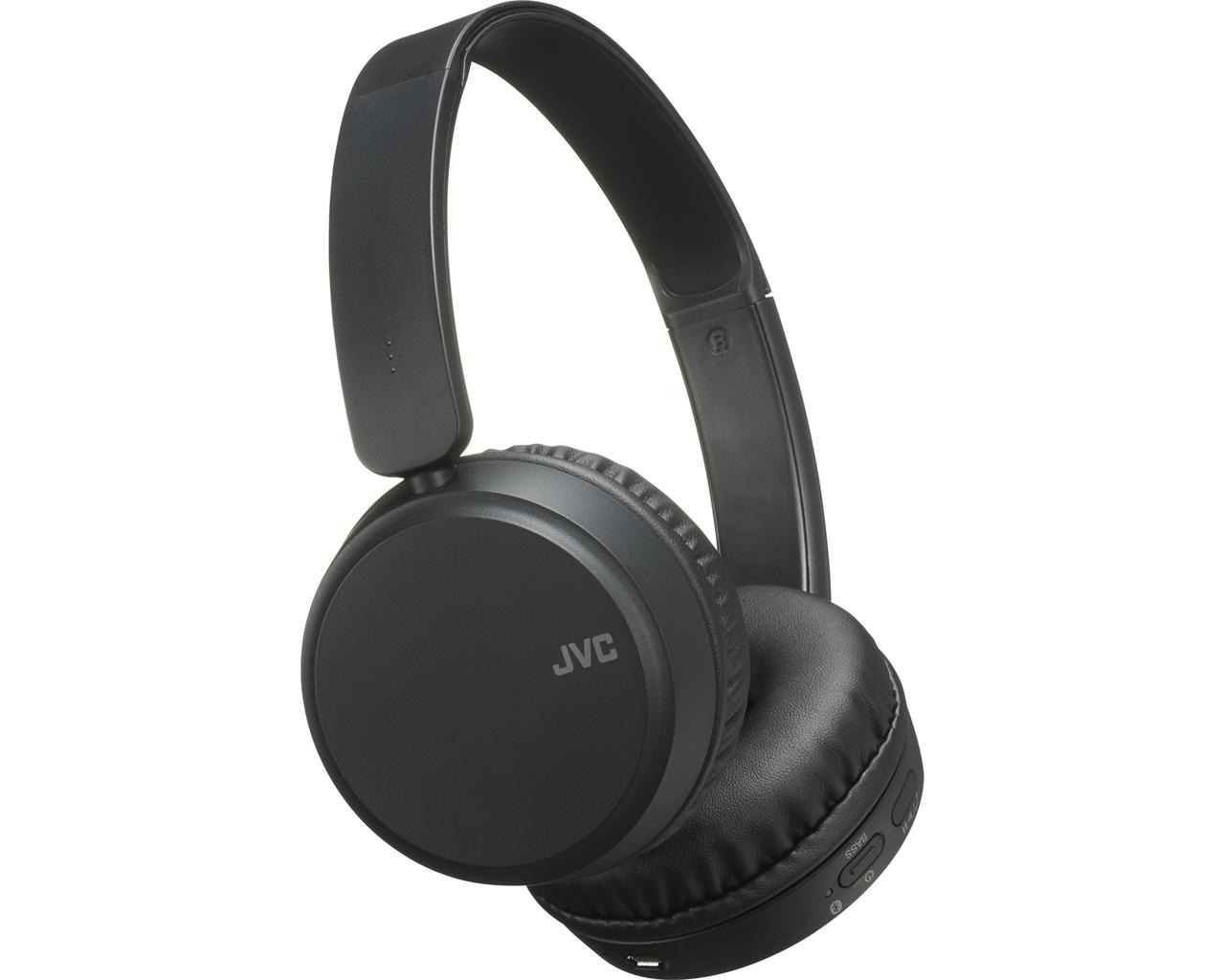 Foto van JVC HA-S35BT Bluetooth On-ear hoofdtelefoon