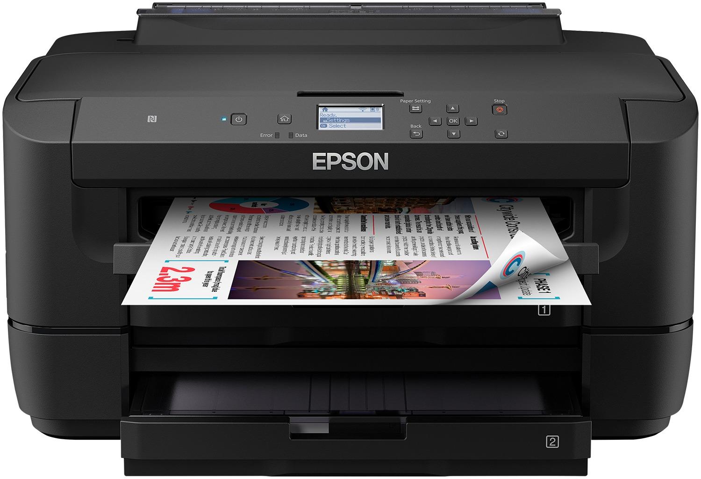 Epson all-in-one inkjet printer Workforce WF-7210DTW inkjet A3+