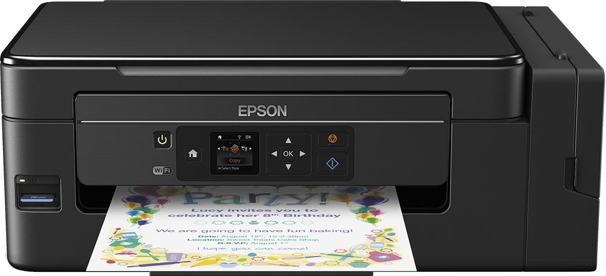 Epson all in one inkjet printer EcoTank ET 2650