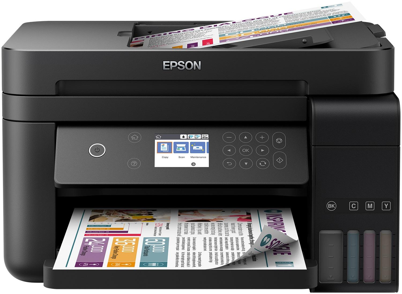 Epson all-in-one inkjet printer EcoTank ET-3750