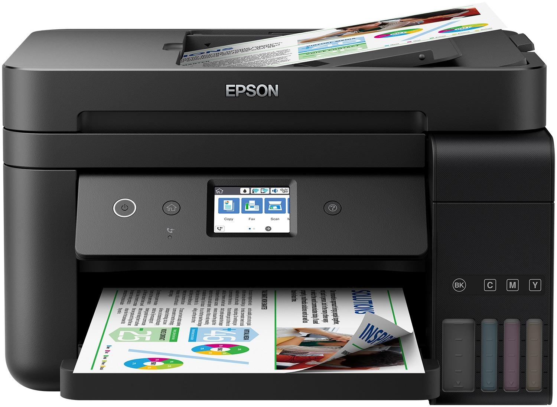 Epson all-in-one inkjet printer EcoTank ET-4750
