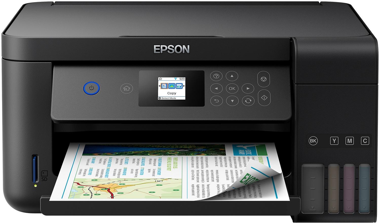 Epson all-in-one inkjet printer EcoTank ET-2750