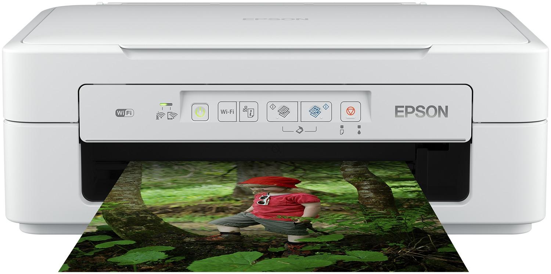 Dagaanbieding - Epson all-in-one inkjet printer Expression Home XP-257 dagelijkse koopjes