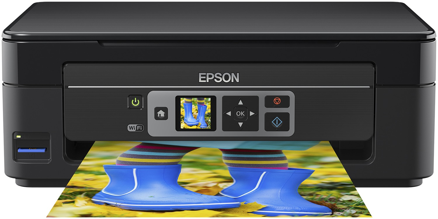 Epson all-in-one inkjet printer Expression Home XP-352