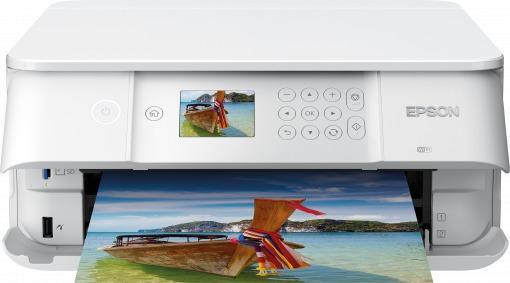 Epson Expression Premium XP-6105 Multifunctionele inkjetprinter Printen, Scannen, Kopiëren WiFi, Du