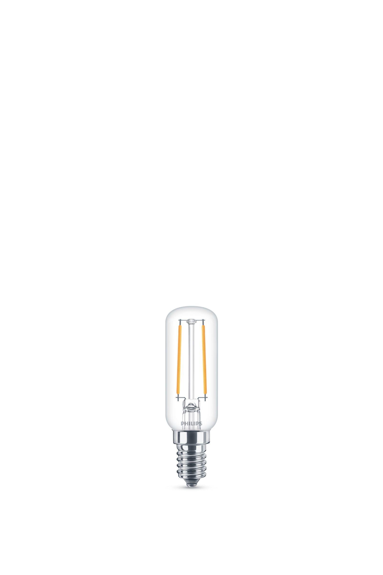 Philips afzuigkaplamp E14 2,1W 250Lm buis LED Afzuigkap accessoire