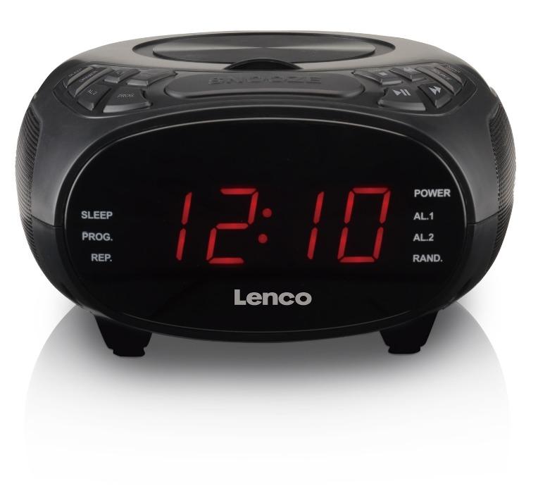 Foto van Lenco CR-740 Wekker radio