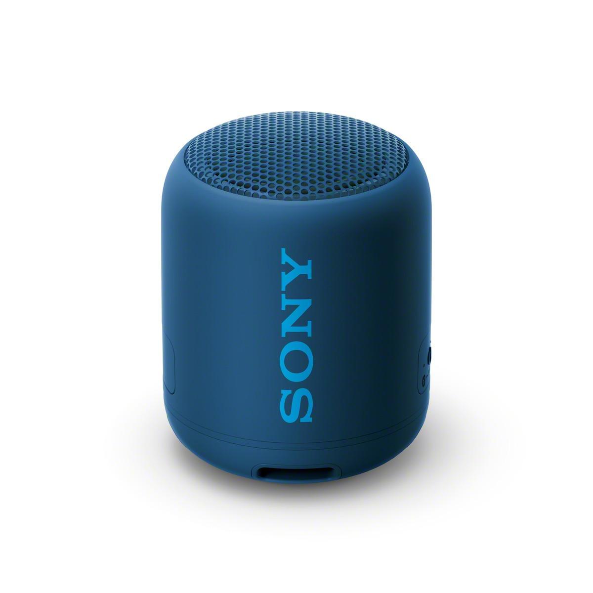 Sony SRS-XB12 Bluetooth speaker Blauw