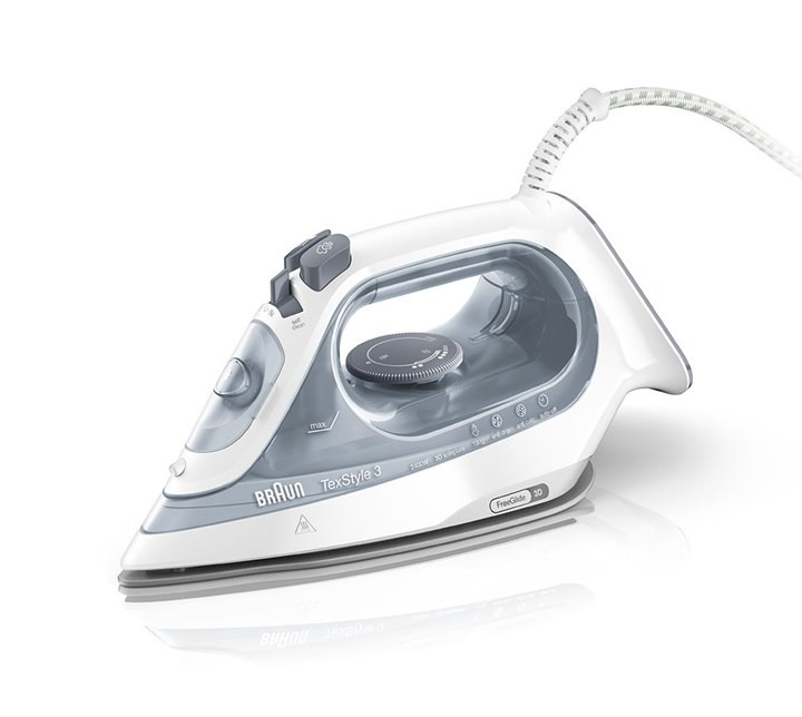 Braun TexStyle 3 - SI3054GY stoomstrijkijzer