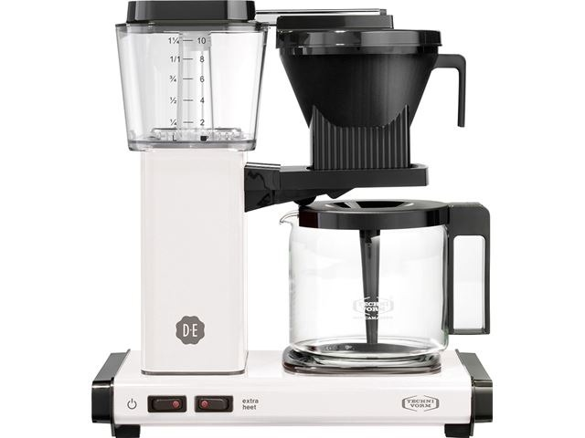 Moccamaster koffiefilter apparaat KBG 741 wit