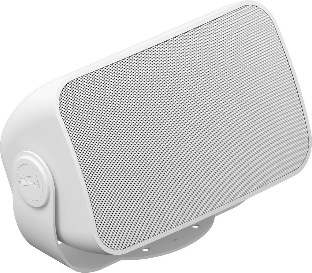 Foto van Sonos Outdoor by Sonance Inbouw speaker