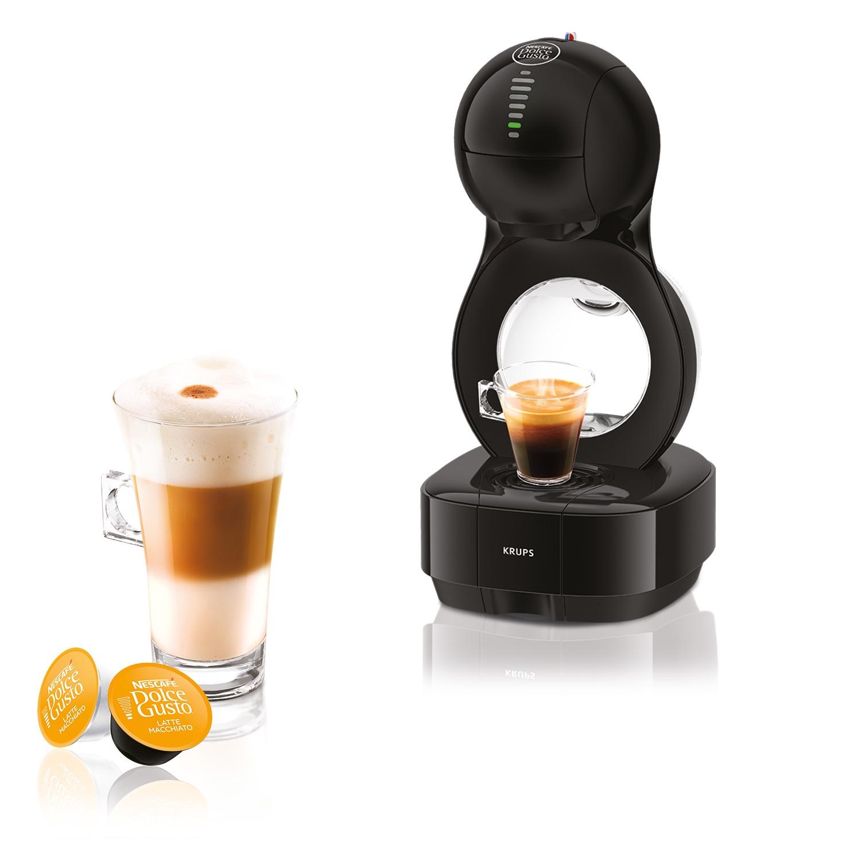 Krups KP1308 Dolce Gusto Lumio Espresso apparaat Zwart