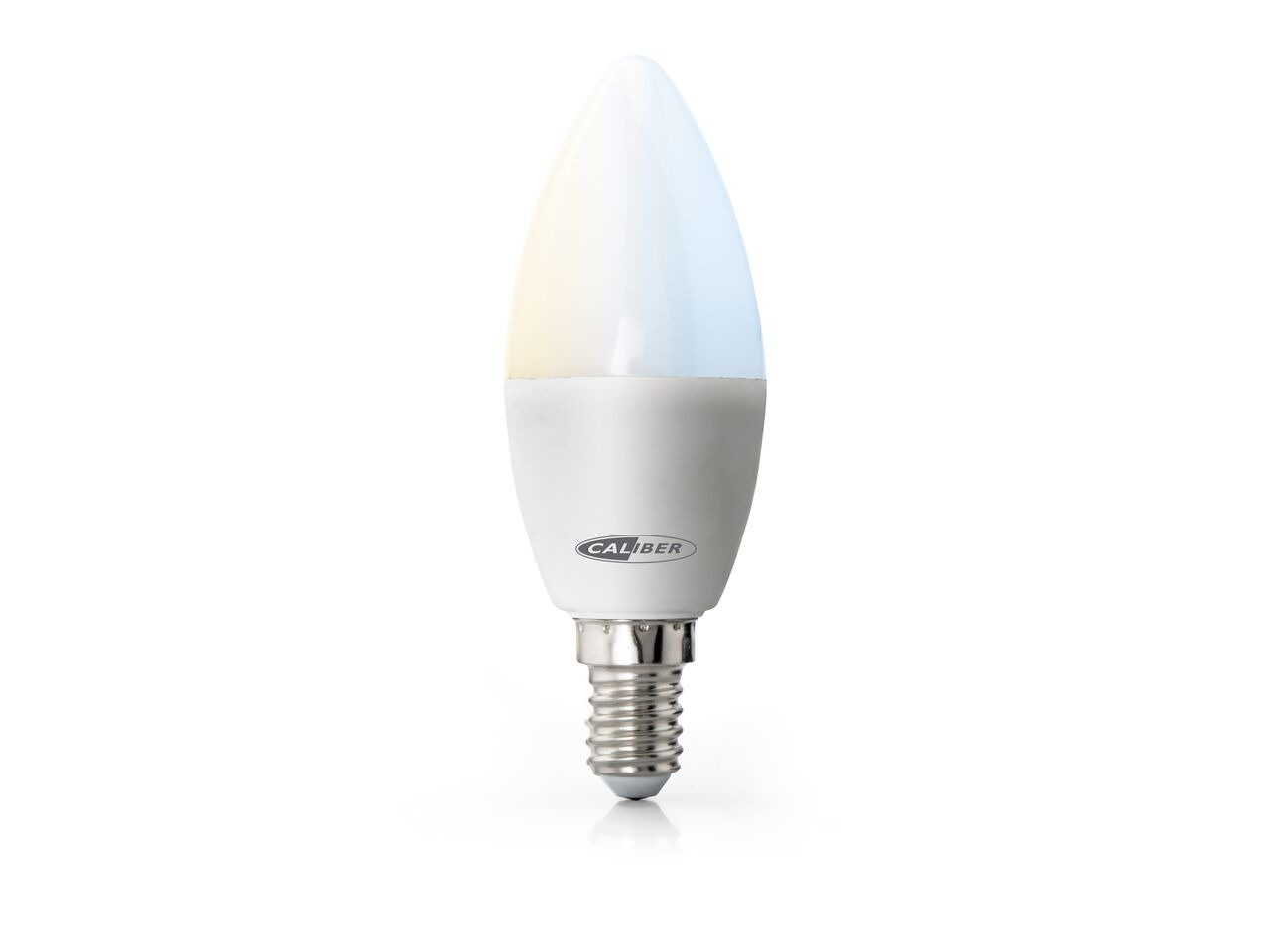 Korting Caliber HWL1201 Smart Lamp E14 (werkt met Google Assistant) Smartverlichting