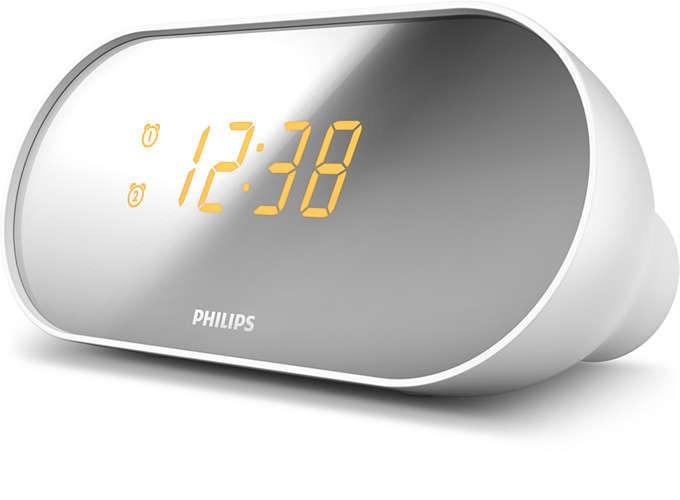 Philips AJ2000/12 Wekker radio