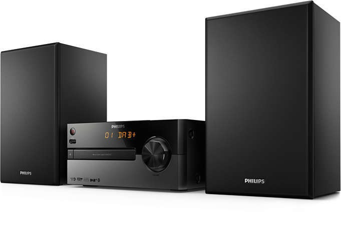 Philips stereo set BTB2515-12