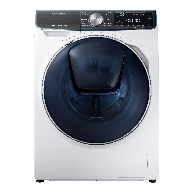 Samsung WW80M76NN2M QuickDrive Wasmachine Wit