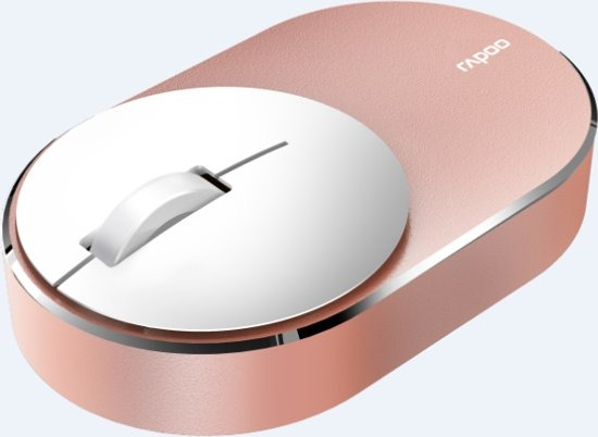 Op Perfect LCD is alles over computer te vinden: waaronder expert en specifiek Rapoo M600MN RG muis