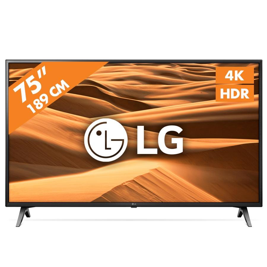 LG UHD TV 75UM7110
