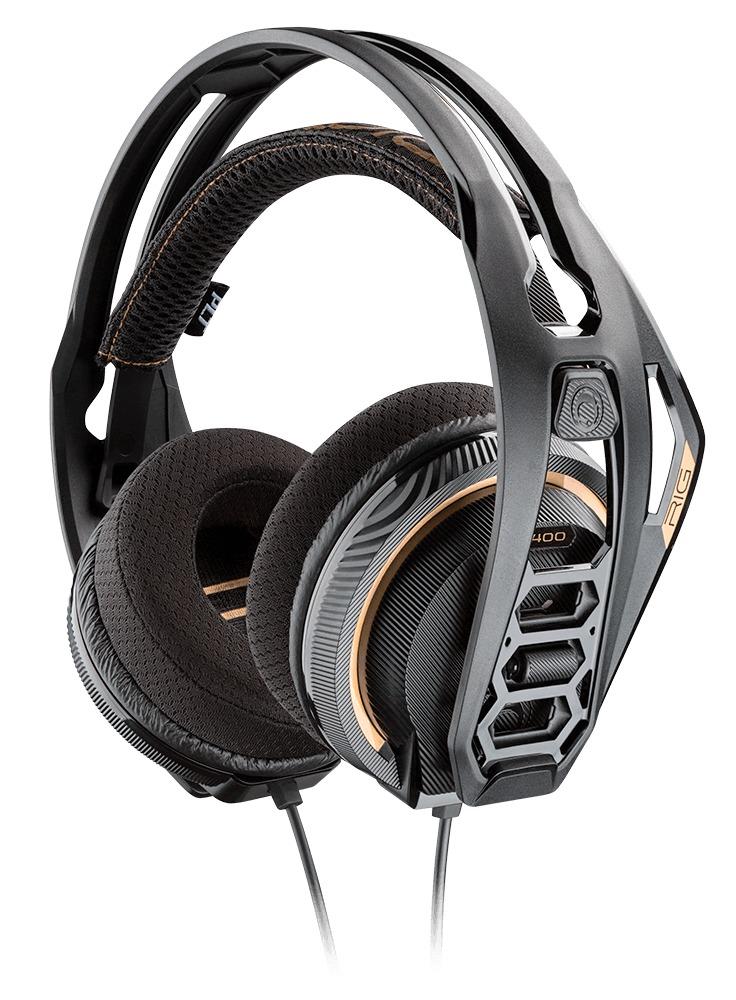 Plantronics over-ear hoofdtelefoon RIG 400 Dolby Atmos