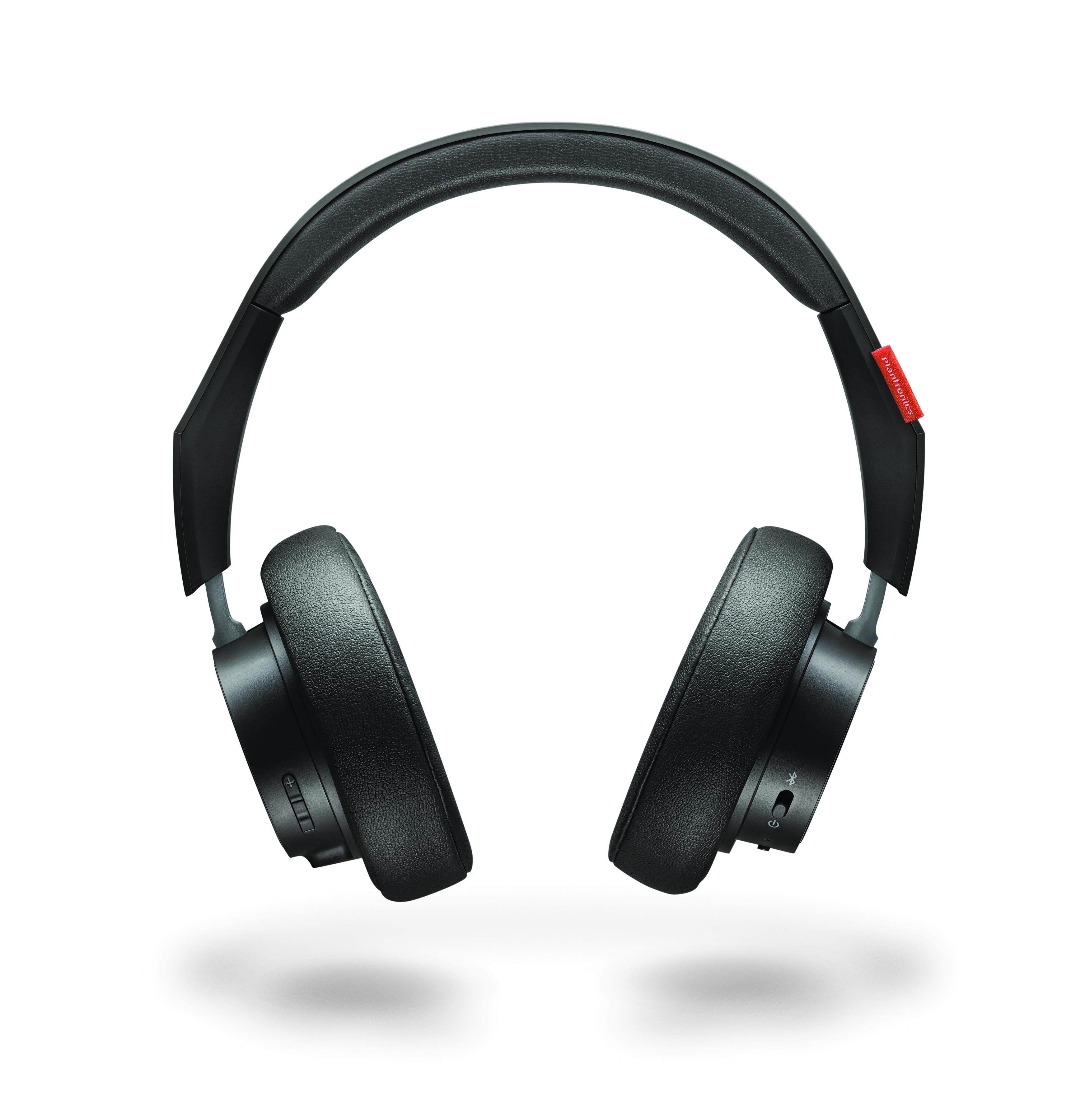 Plantronics Backbeat Go 605 Bluetooth Over-ear hoofdtelefoon zwart