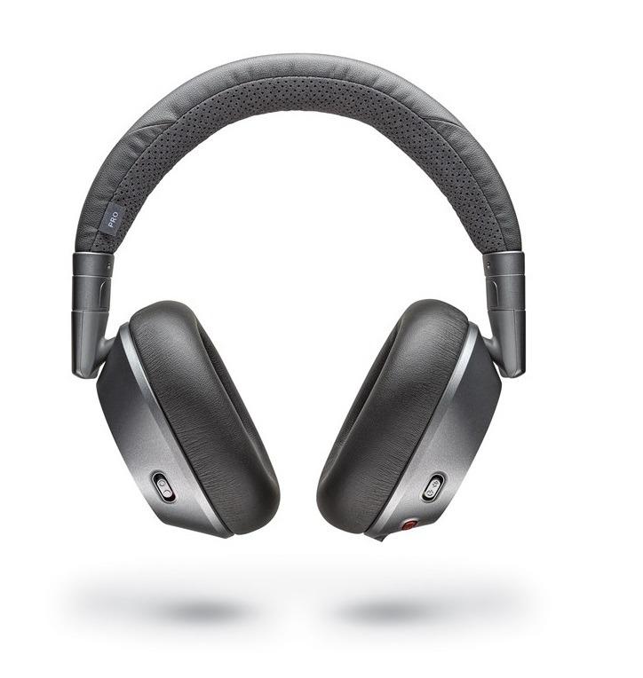 Foto van Plantronics Backbeat Pro Bluetooth Over-ear hoofdtelefoon
