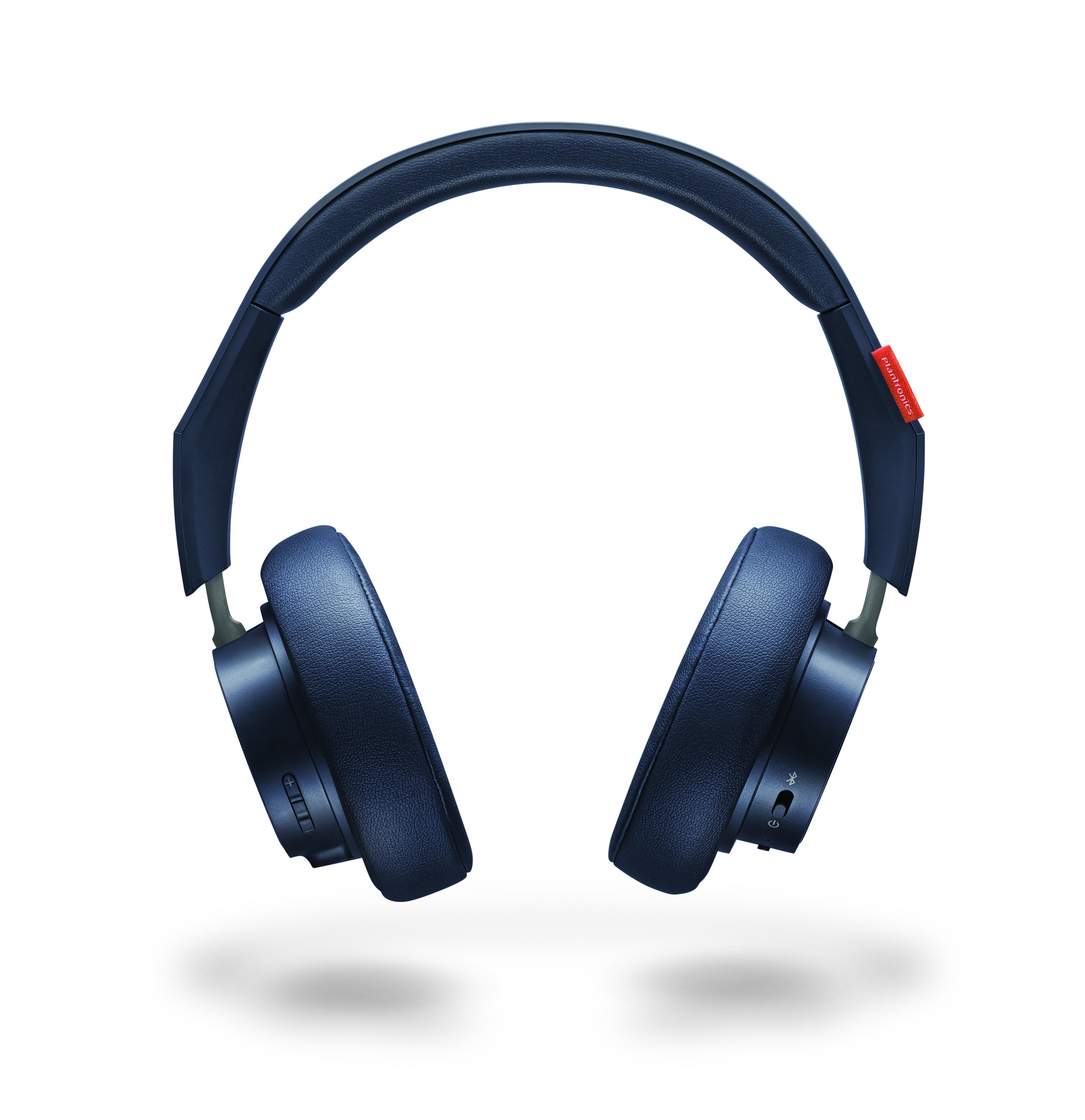Foto van Plantronics Backbeat Go 600 Bluetooth Over-ear hoofdtelefoon