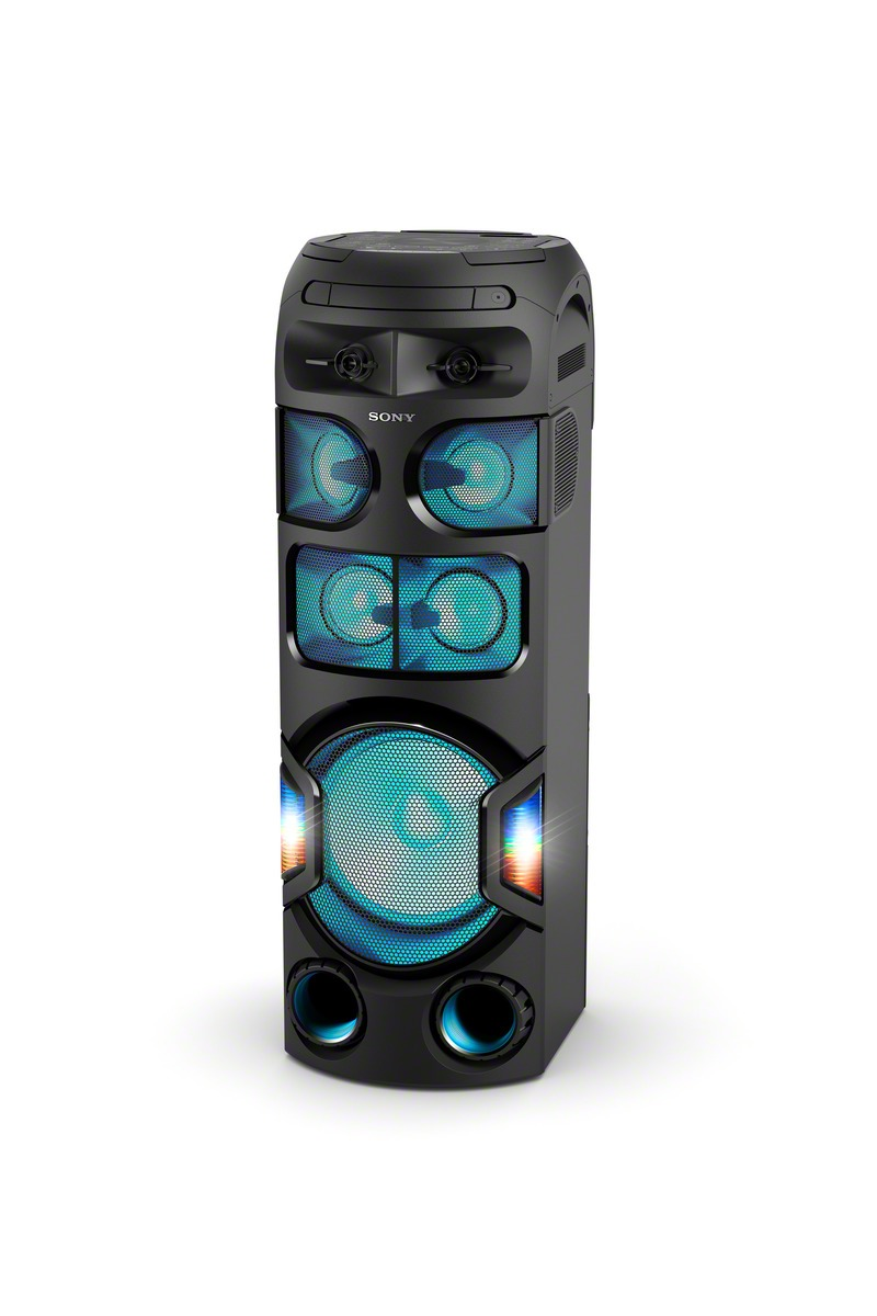 Foto van Sony MHC-V82D Bluetooth speaker