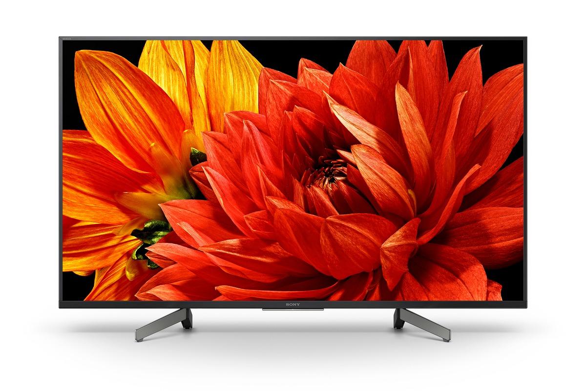 SONY UHD TV KD-49XG8305