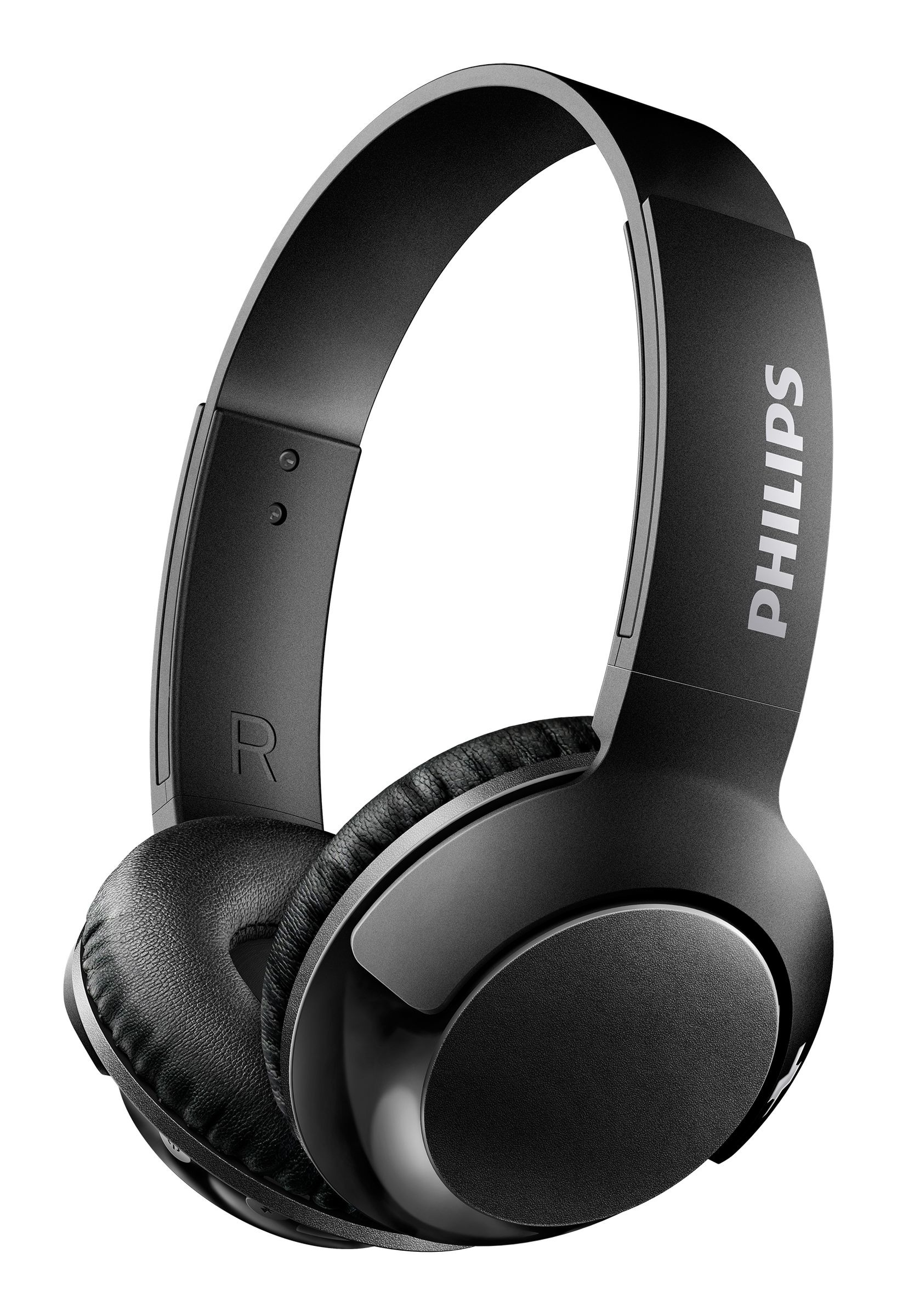 Philips SHB3075 Draadloze on-ear koptelefoon Zwart