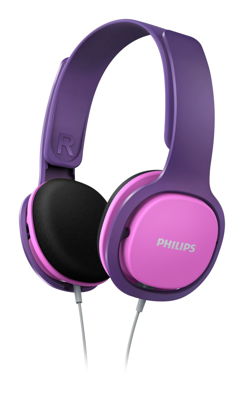 Korting Philips SHK2000PK kids hoofdtelefoon